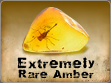Extremely Rare Amber